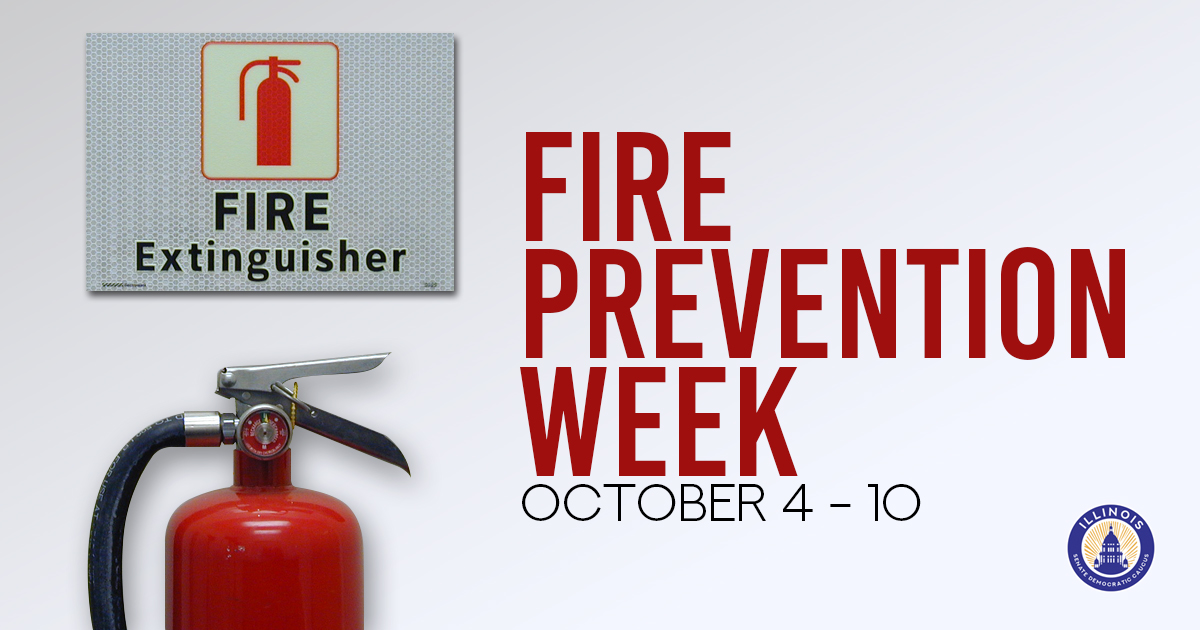 Fire Prevention Week FB
